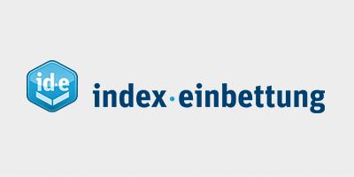 Index Einbettung