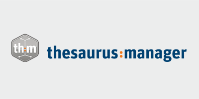 Thesaurus Manager